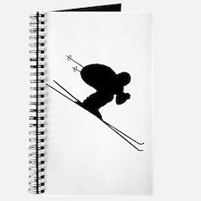 DOWNHILL SKIER Journal