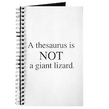 Thesaurus Journal