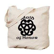 Celtic Knot Maid of Honor Tote Bag