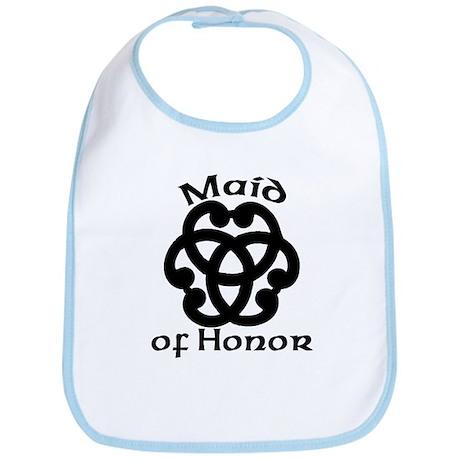 Celtic Knot Maid of Honor Bib