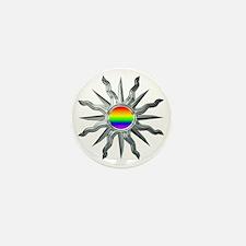 Cute Lesbian Mini Button (100 pack)