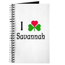 I Love Savannah Journal