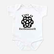 Celtic Knot Bridesmaid Infant Bodysuit
