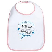Celebrating 25 years Bib