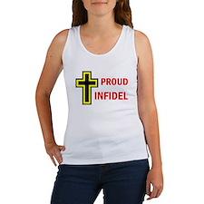 PROUD INFIDEL Women's Tank Top