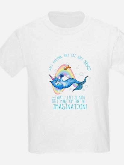 Unicatmaid unicorn cat mermaid T-Shirt