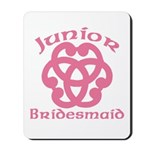 Celtic Knot Junior Bridesmaid Mousepad