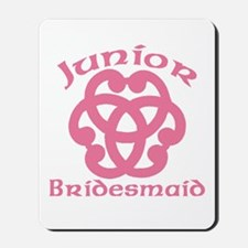 Celtic Knot Junior Bridesmaid Mousepad