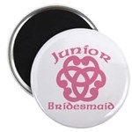 Celtic Knot Junior Bridesmaid Magnet