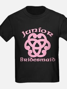 Celtic Knot Junior Bridesmaid T