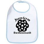 Celtic Knot Junior Bridesmaid Bib