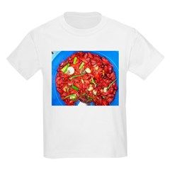 Crawfish Boil Kids T-Shirt
