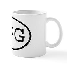 LPG Oval Mug