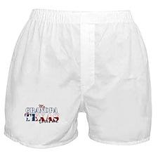 My Grandpa in TX Boxer Shorts