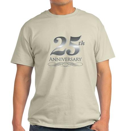 25 Year Anniversary Light T-Shirt