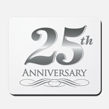 25 Year Anniversary Mousepad