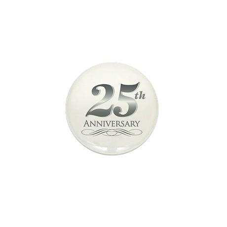 25 Year Anniversary Mini Button (100 pack)
