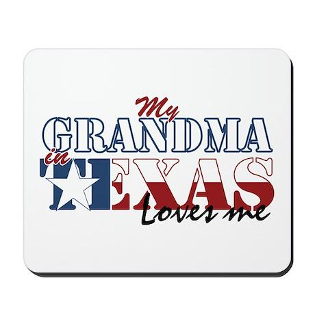 My Grandma in TX Mousepad