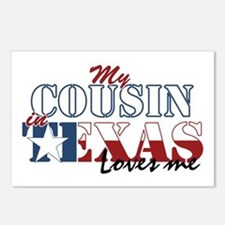 My Cousin in TX Postcards (Package of 8)