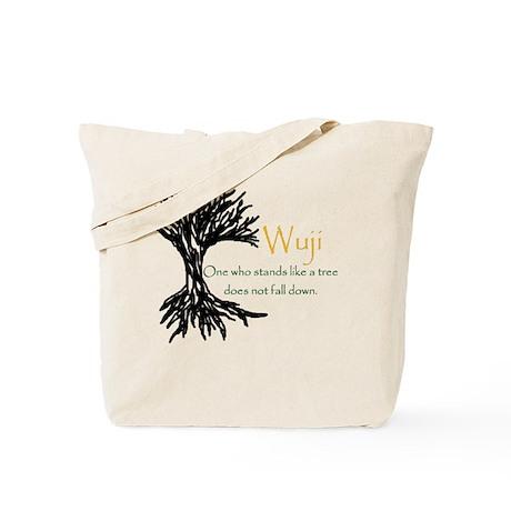 Wuji Tree Tote Bag