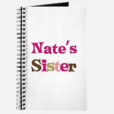 Nate's Sister Journal