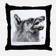 Wolf / Wolves Throw Pillow