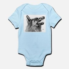 Wolf / Wolves Infant Creeper