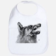 Wolf / Wolves Bib