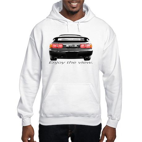 "MR2 ""Enjoy the view."" Hooded Sweatshirt"