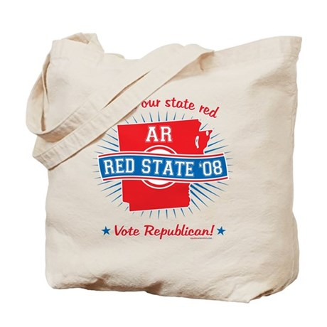 Arkansas Republican Tote Bag