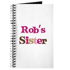 Rob's Sister Journal