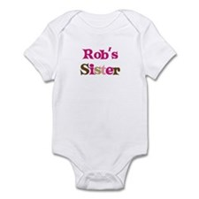 Rob's Sister Infant Bodysuit