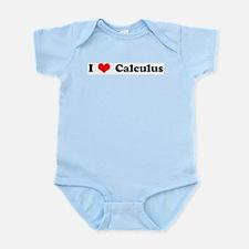 I Love Calculus Infant Creeper