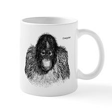 Orangutan Ape Monkey Mug