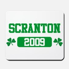 St Patricks Day Scranton Mousepad