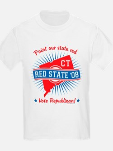 Connecticut Republican T-Shirt