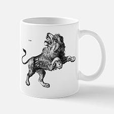 Lion Wild Animal Mug
