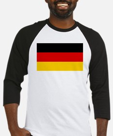 German Flag Baseball Jersey