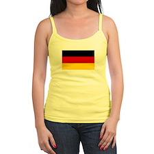 German Flag Jr.Spaghetti Strap