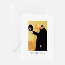 Churchill - The Old Lion Greeting Cards (Pk of 10)