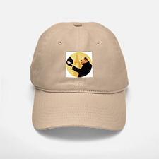 Churchill - The Old Lion Baseball Baseball Cap