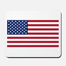 American Flag Mousepad