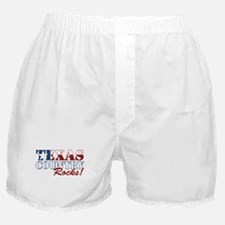 Texas Country Rocks Boxer Shorts