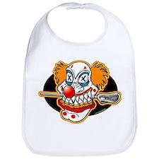 Lacrosse Evil Clown Bib