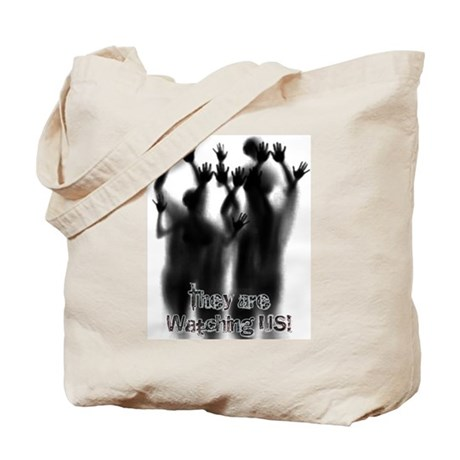 Ghostly Images 1 Tote Bag