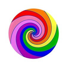 """Twirl 3.5"""" Button (100 pack)"""
