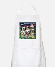 7 Shih Tzu Darlings BBQ Apron