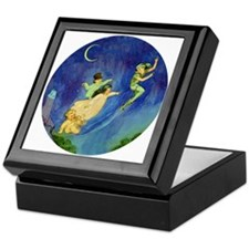 PETER PAN Keepsake Box