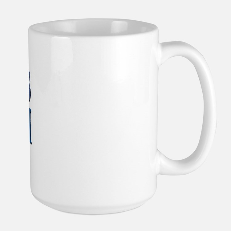 Tennis Coach Large Mug