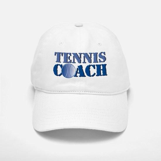 Tennis Coach Cap